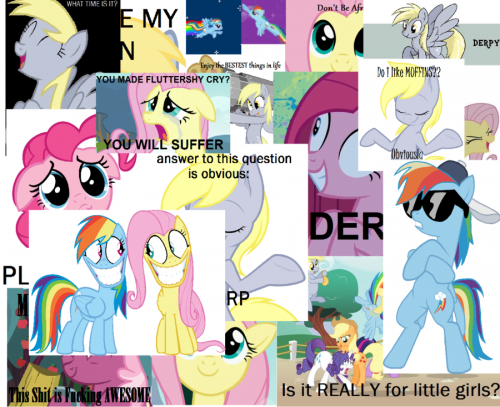 14_MLP FiM Epic Wallpaper