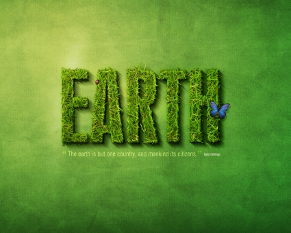 19_Create a Spectacular Grass Text Effect in Photoshop
