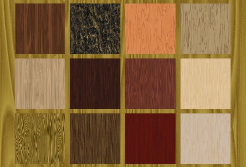 22 Wood Texture Patterns