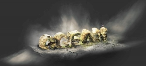 7_Create 3D Typography with Advanced Texturing and Lighting Effect in Photoshop