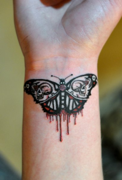 9_Moth Tattoo