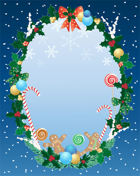 Christmas Borders and Stock Photos | DesignInstance