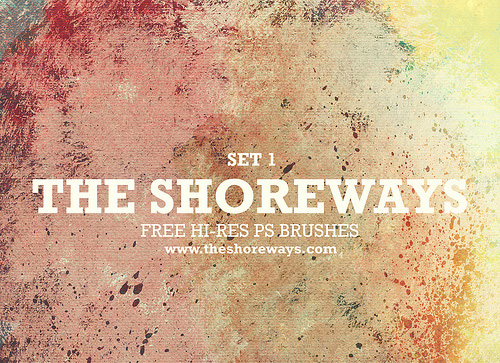 15 Free Hi-Res Acrylic Texture Brushes