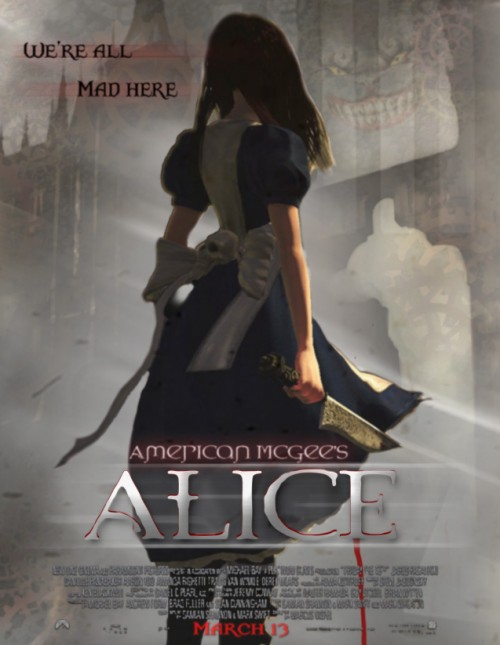 AM Alice Movie Poster