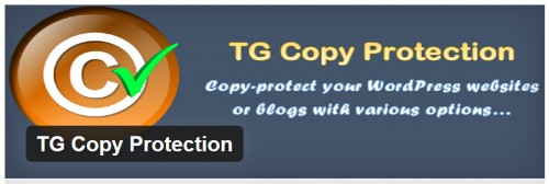TG Copy Protection
