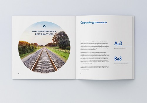 Annual Report and Corporate Brochure