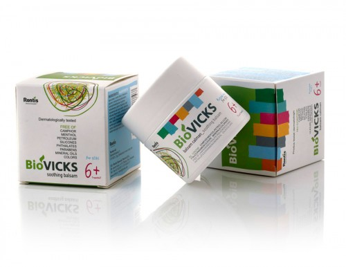 BioVICKS Packing Design Inspiration