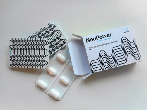 NeuThinking Medicines Packaging